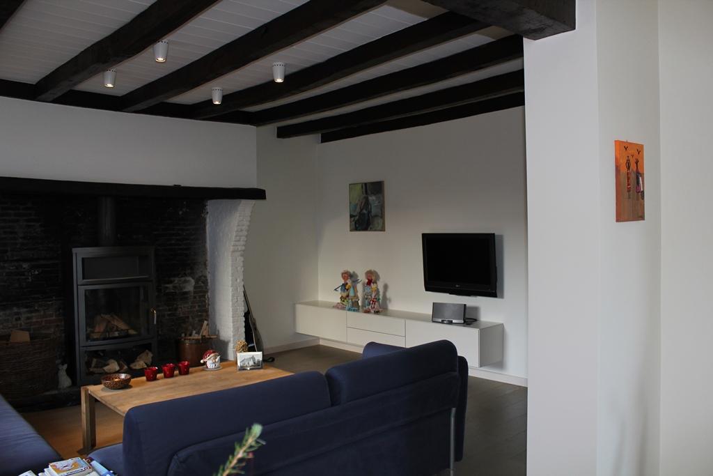 Witte Keuken Schilderen : Marty Van Kerckhove Interieurschilder Marty ...
